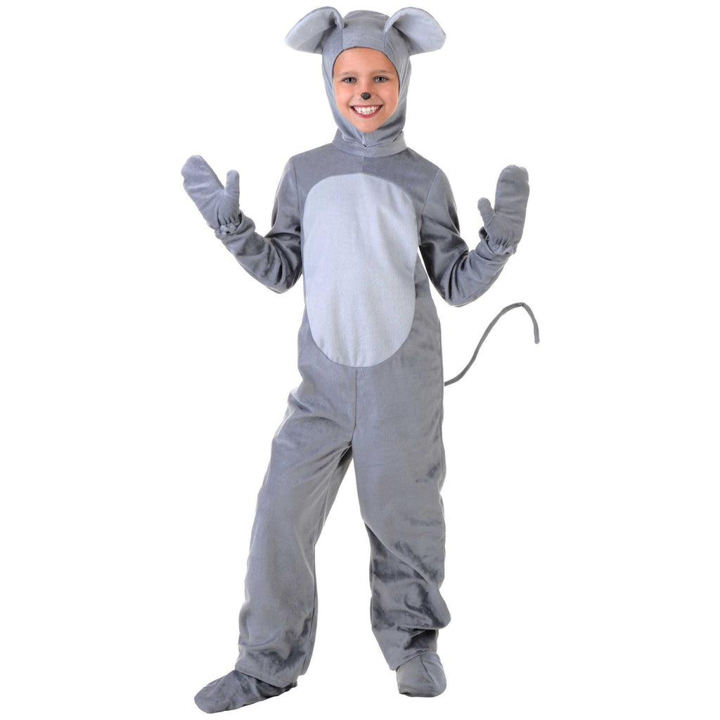 Adult/kids Deluxe Mouse Costume