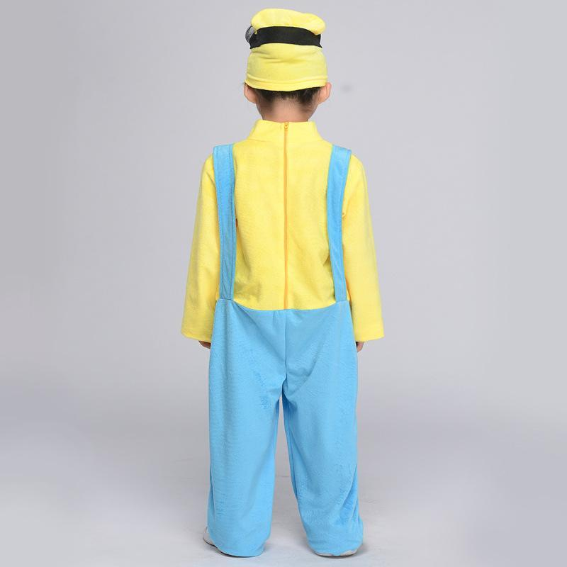 Despicable Me 3 Minion Cosplay Costume for Kids