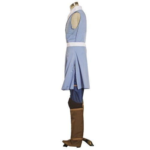 Avatar The Last Airbender Sokka Cosplay Costume For Adult & Kids