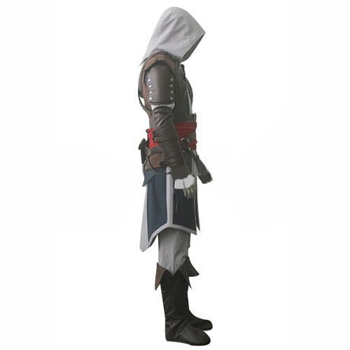 Assassin's Creed Edward Kenway Costume Edward Kenway Cosplay Outfit