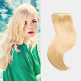 "20"" 8 Pieces Bleach Blonde #613 Clip In Virgin Human Hair Set Extension"