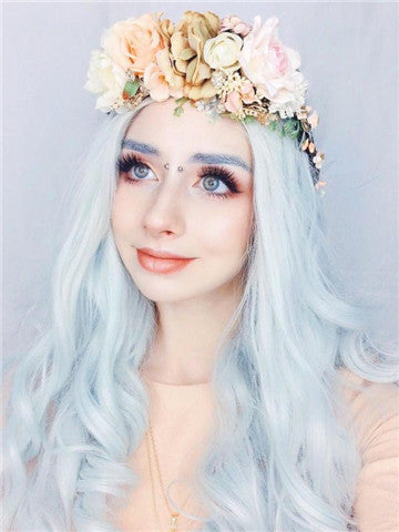 products/Bright_Mint_Green_Long_Wave_Synthetic_Lace_Front_Wig_8.jpg