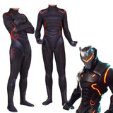 Cosplay Costume Omega Oblivion link Bodysuit Jumpsuits With Free Led Mask