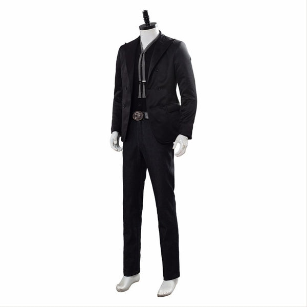 Good Omens Devil Crowley Cosplay Costume Halloween Carnival Outfit
