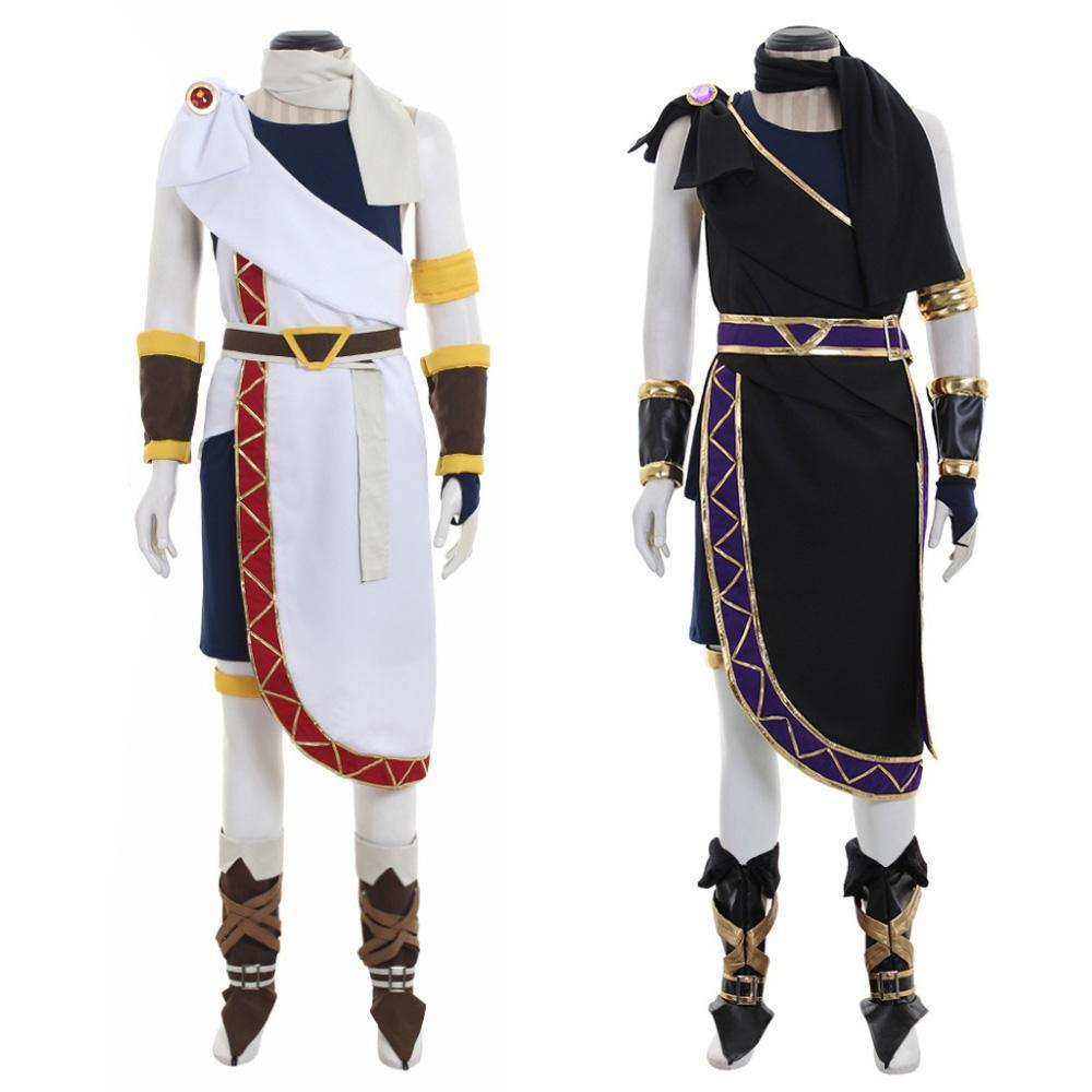 Kid Icarus Uprising Pit Cosplay Costume Full Set Custom Made