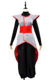 Dragon Ball Super Goku Black Zamasu Merged Potara Fusion Cosplay Costume Outfit