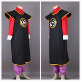Dragonball Dragon Ball Z Il Re Kai Cosplay Costume