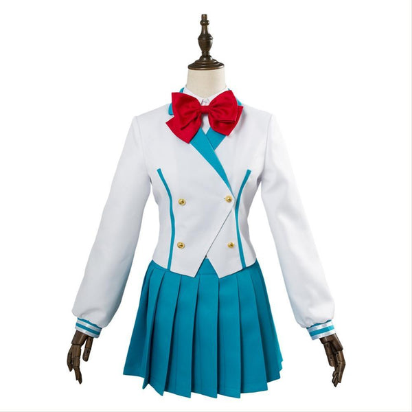 Full Metal Panic Cosplay Costume Invisible Victory Kaname Chidori School Uniform Dress