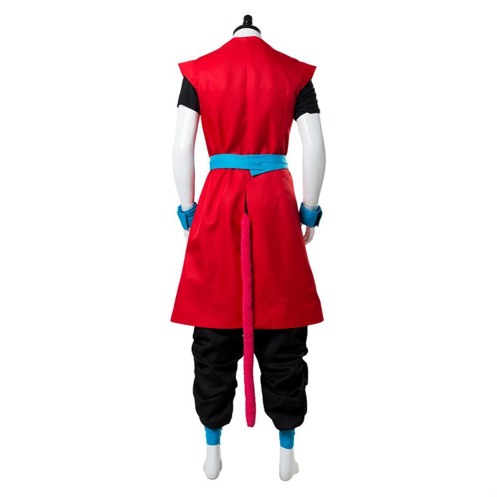 Dragon Ball Heroes Son Goku Kakarotto Zeno Cosplay Costume