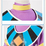 Dragon Ball God of Destruction Beerus Cosplay Costume For Men Boys