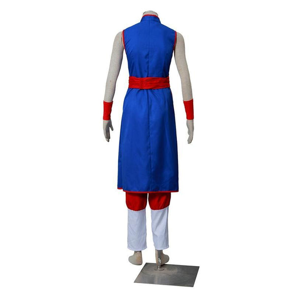 Dragon Ball Chichi Cosplay Costume Women Cheongsam Outfit