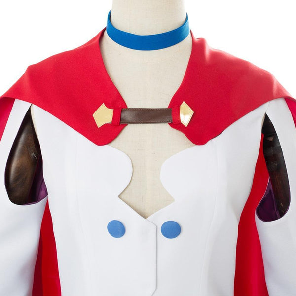 Little Witch Academia Shiny Chariot Cosplay Costume