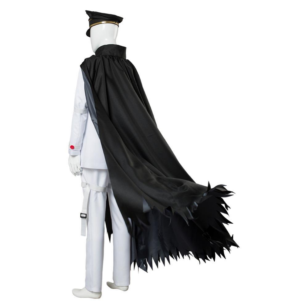 Danganronpa V3 Killing Harmony Ouma kokichi Cosplay Costume Men Halloween Uniform