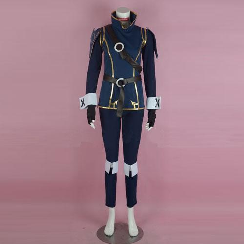 Fire Emblem Awakening Lucina Cosplay Outfit Costume For Women