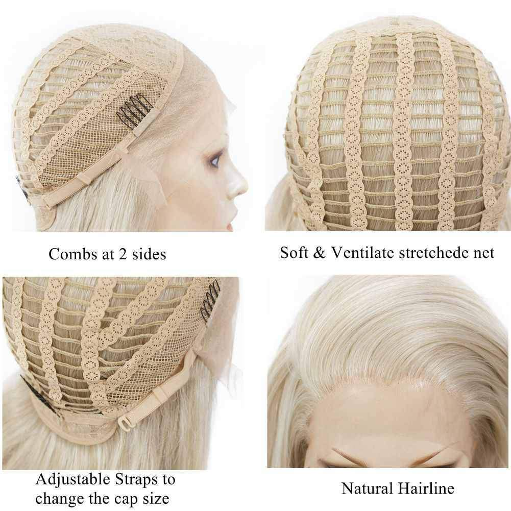 Sides Comb and Back Comb Adjustable Straps - Imstylewigs