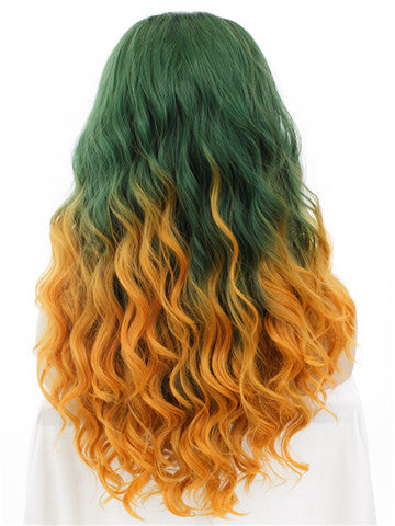 products/Long_Green_To_Yellow_26_Orange_Ombre_Curly_Synthetic_Lace_Front_Wig_6.jpg