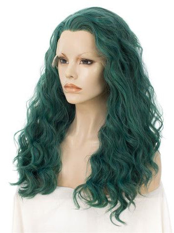 products/Long_Joker_Dark_Green_Wavy_Synthetic_Lace_Front_Wig_3.jpg