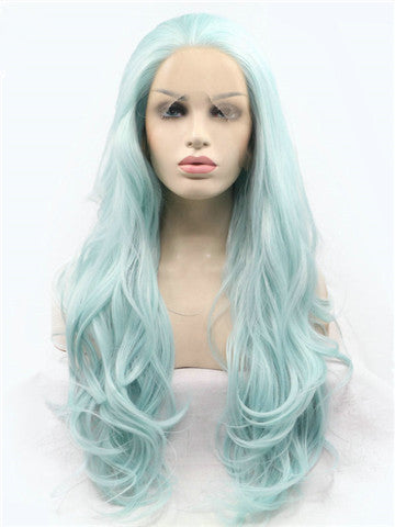 products/Long_Mint_Green_Wave_Synthetic_Lace_Front_Wig_3.jpg