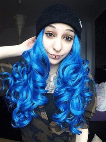 products/Long_Pure_Sea_Blue_Wave_Synthetic_Lace_Front_Wig_5.jpg