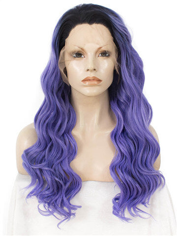 products/Long_SlateBlue_Ombre_Deep_Wave_Synthetic_Lace_Front_Wig_1.jpg