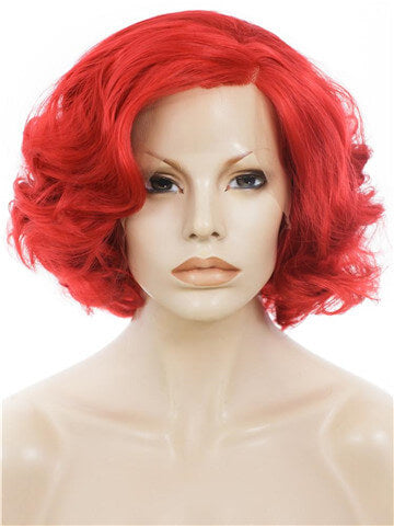 products/Short_Curly_Bright_Red_Bob_Wave_Synthetic_Lace_Front_Wig_2.jpg