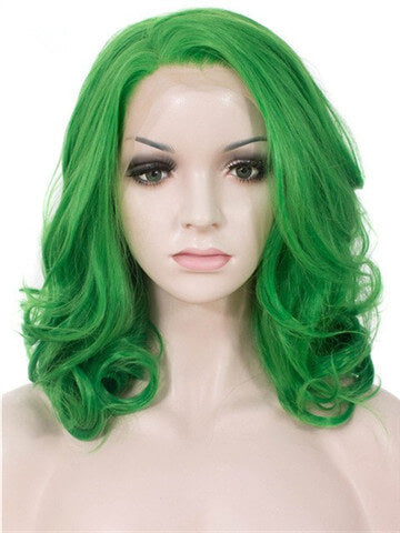 products/Short_Lime_Spring_Green_Wave_Synthetic_Lace_Front_Wig_4.jpg