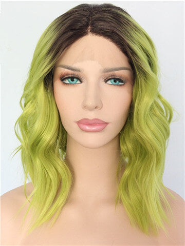 products/Short_Olive_Lime_Yellow_Green_Ombre_Wave_Synthetic_Lace_Front_Wig_2.jpg