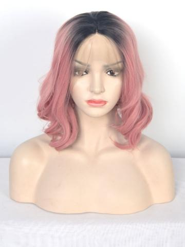 products/Short_Rouge_Pink_Ombre_Wavy_Synthetic_Lace_Front_Wig_5.jpg