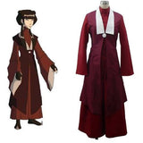 Avatar The Last AirBender Mai Cosplay Costume