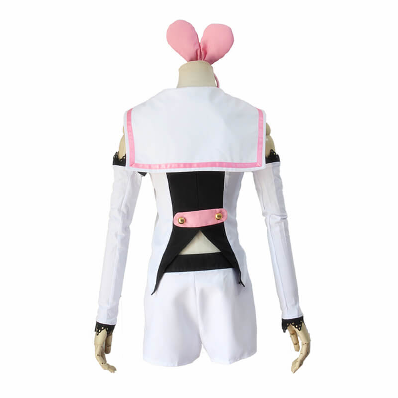 Virtual Youtuber A.I.Channel Kizuna AI Cosplay Costume Super AI Role Play Full Set