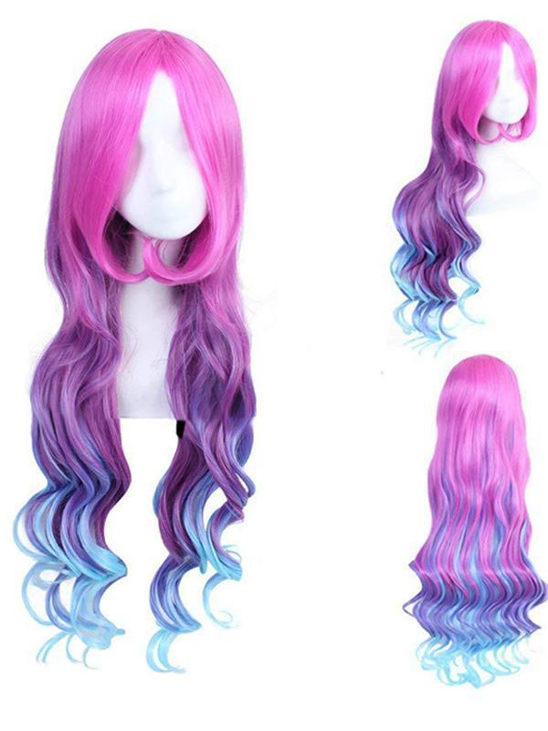 New Cosplay Anime Wig