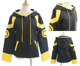 Unisex's Mystic Messenger 707 Luciel Choi Saeyoung Cosplay Costume Jacket Hoodie