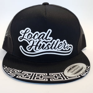 Local Hustlers Snapback Trucker