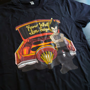 Know What I'm Saiyan T-Shirt