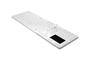 Cleanable silicone keyboard - KSI-U10080