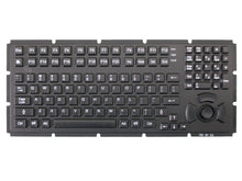 Load image into Gallery viewer, TKG-113-MB: OEM silicone keyboard set with silicone keypad and controller board