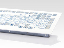 Load image into Gallery viewer, Industrial foil-covered keyboard for front-side integration - KS18289 / KS18287
