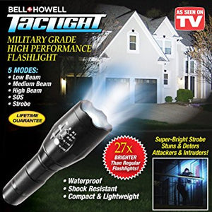 MILITARY FLASH LIGHT