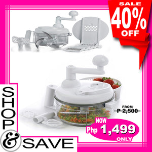 Swift Chopper Manual Food processor