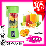 Portable USB Rechargeable Juice Blender Juice Maker