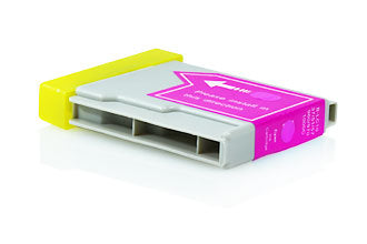 Brother Compatible LC1000 / LC970 Magenta 18ml 400 Pages