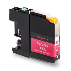 Brother Compatible LC22EXLM Magenta