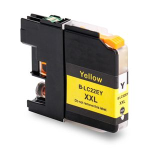 Brother Compatible LC22EXLY Yellow