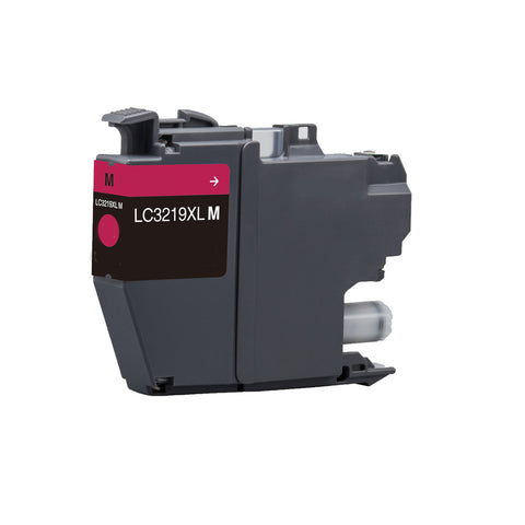 Brother Compatible  LC3219XLM Magenta