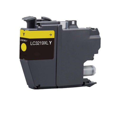 Brother Compatible  LC3219XLY Yellow