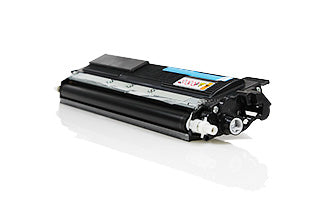 Brother Compatible TN 230 Cyan  1,400 Page Yield