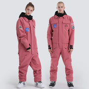 SMN Slope Star Ski Suits Winter Snowsuits