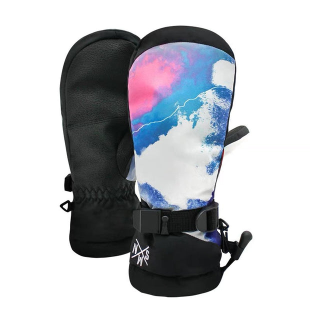 2019 New Collection Women's Colorful Snowboard Mitten - Venturelite