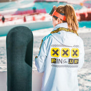 PINGUP Poison Artist One Piece Snowboard Suits