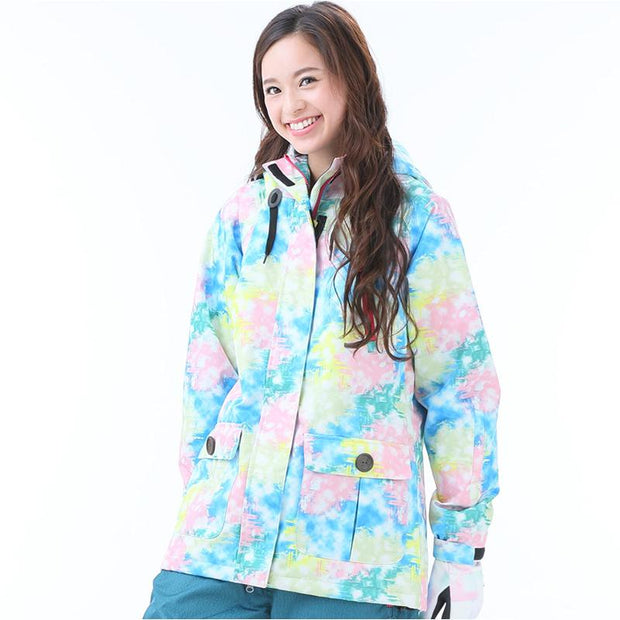 Japan Activersion Experience The Wild Snowboard Jacket